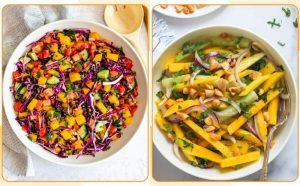 Mango Salads, mango benefits,  mango vitamins, mango online,