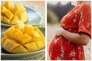 mangoes, best fruits during pregnancy,