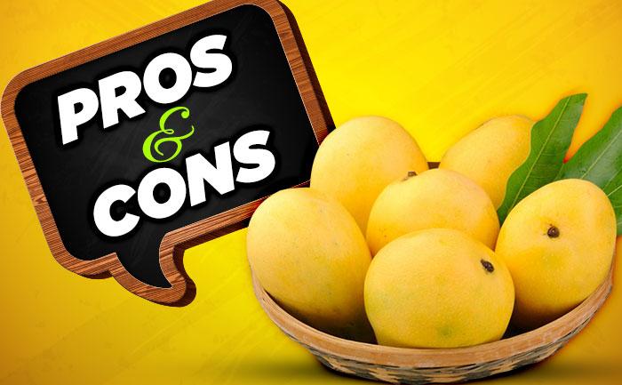 pros of organic mangoes, organic mangoes, buy mangoes,