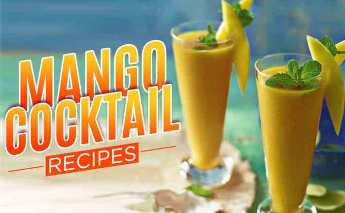 mango cocktail recipes, aamwalla, buy mangoes online